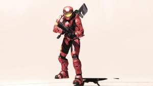 Halo 3, Master Chief White Background Thumbnail