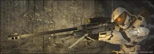Master Chief Sniper Thumbnail