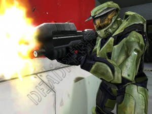 Chief Fire Assault Rifle Thumbnail
