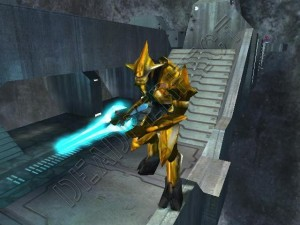 Golden Elite Halo 1 Sword Bridge Thumbnail