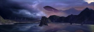 Lakeside Panorama Thumbnail
