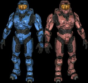 Master Chief's – Red vs Blue Thumbnail