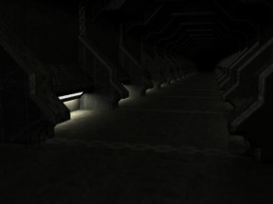 Heretic Hallway Render Thumbnail