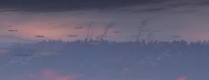 The Storm Panoramic Thumbnail