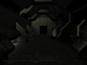 Heretic Hallway Room Render Thumbnail