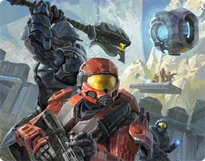Halo Reach - Forge World