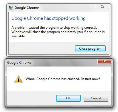 Bonjour à tous, Depuis quelques jours soit google chrome rame de nombreuses minutes avant d'ouvrir une page soit plante carrément. Ne m'y connaissant pas trop, je ...