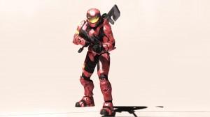 Halo 3, Master Chief White Background Thumbnail