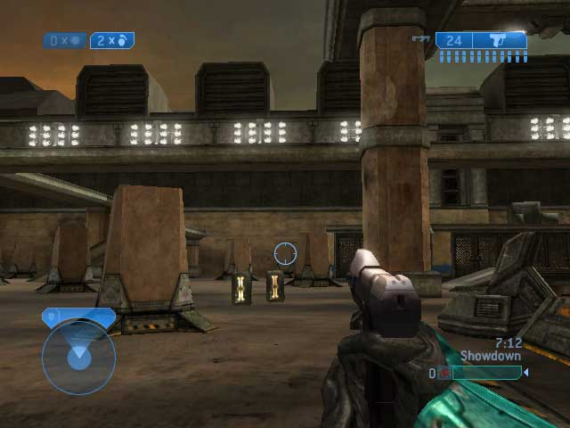 Halo 1 Pistol First Person