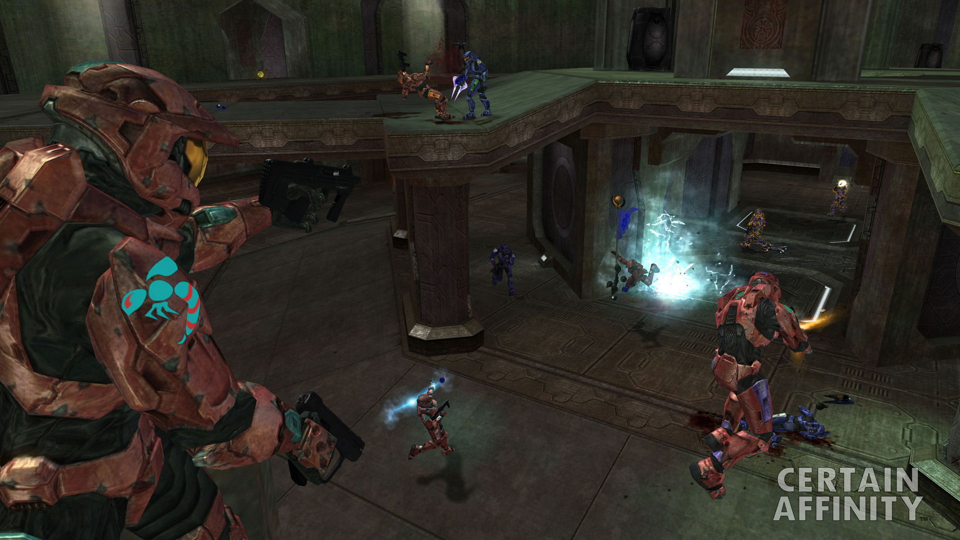 Halo reach matchmaking lag